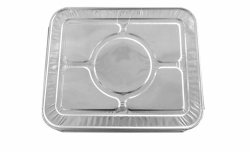 Aluminum Steam Table Lids for Half Size Pan, 100/cs