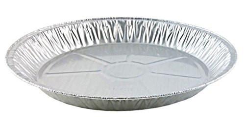"""Aluminum Pie Plates 9"""" 500/cs"""