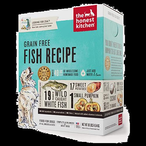 The Honest Kitchen Dehydrated Grain Free Chicken Recipe Prowl