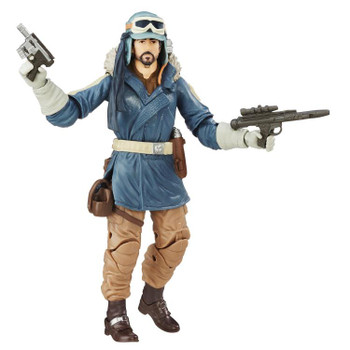 Star Wars The Black Series Rogue One Captain Cassian Andor 6-Inch Action Figure #23