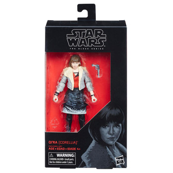Star Wars The Black Series Qi'ra 6-Inch Action Figure #66