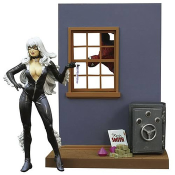 "Marvel Select Black Cat 8 1/2"" Figure"
