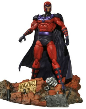 "Marvel Select Magneto 7"" Action Figure"