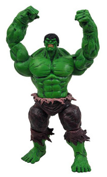 "Marvel Select Incredible Hulk 8"" Action Figure"