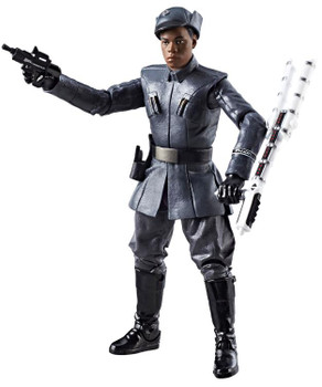 Star Wars The Black Series Finn (First Officer Disguise) 6-Inch Action Figure #51