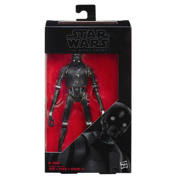 Star Wars The Black Series K-2SO 6-Inch Action Figure #24