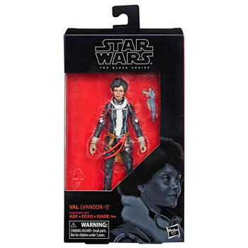 Star Wars The Black Series Val 6-Inch Action Figure #71