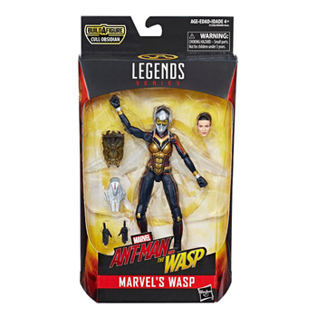 Avengers Marvel Legends 6-Inch Wasp Action Figure