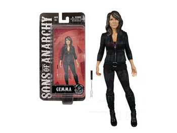 Sons of Anarchy Gemma Teller 6-Inch Action Figure - Exclusive