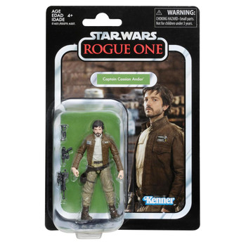 Star Wars: The Vintage Collection Captain Cassian Andor (Rogue One) VC130