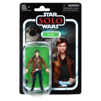 Star Wars: The Vintage Collection Han Solo (Solo) VC124