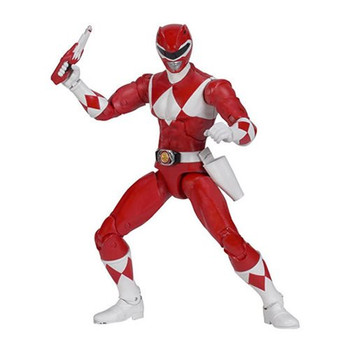 Mighty Morphin Power Rangers Legacy Red Ranger Figure