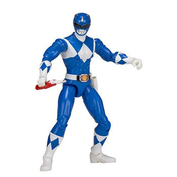 Mighty Morphin Power Rangers Legacy Blue Ranger Figure