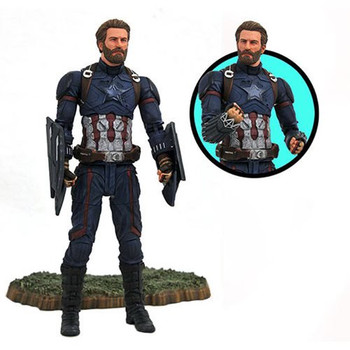 Marvel Select Avengers: Infinity War Captain America Figure