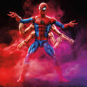 Amazing Spider-Man Marvel Legends Six Arm Spider-Man 6-Inch Figure