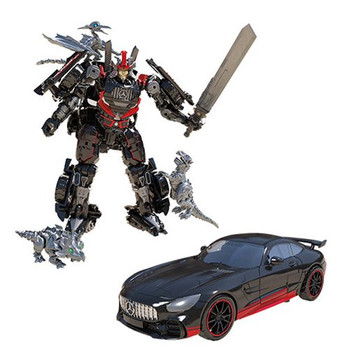 Transformers Studio Series Drift with Dinobots