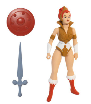 Masters of the Universe Teela 5 1/2-Inch Action Figure