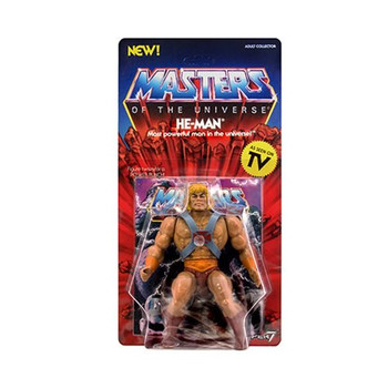 Masters of the Universe He-Man 5 1/2-Inch Action Figure