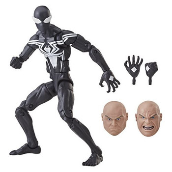 Amazing Spider-Man Marvel Legends Symbiote Spider-Man 6-Inch Figure