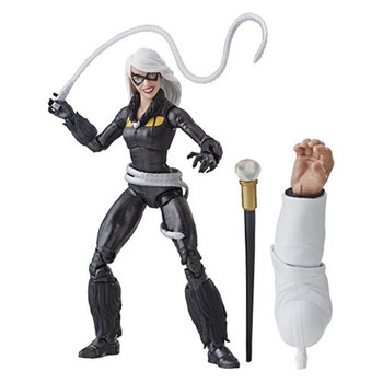 Amazing Spider-Man Marvel Legends Black Cat 6-Inch Figure