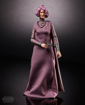 Star Wars Black Series Vice Admiral Holdo 6-Inch Action Figure