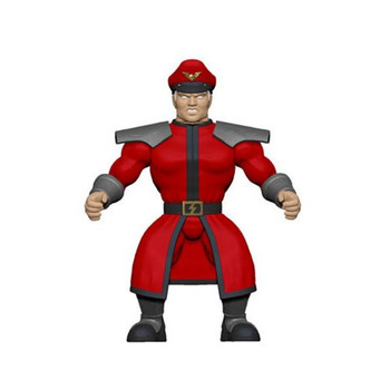 Street Fighter M. Bison Savage World Action Figure