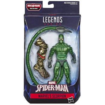 Spider-Man Far from Home Marvel Legends 6-Inch Scorpion Action Figure
