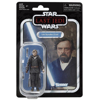 Star Wars The Vintage Collection Luke Skywalker (Crait) Action Figure