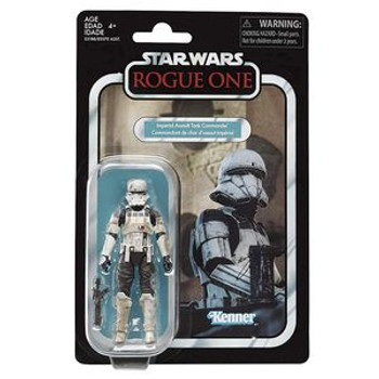 Star Wars The Vintage Collection Hovertank Commander Action Figure