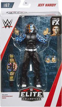 WWE Elite Collection Series 67 Jeff Hardy Action Figure