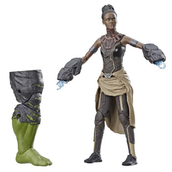 Avengers Marvel Legends Shuri (Endgame) 6-Inch Action Figure