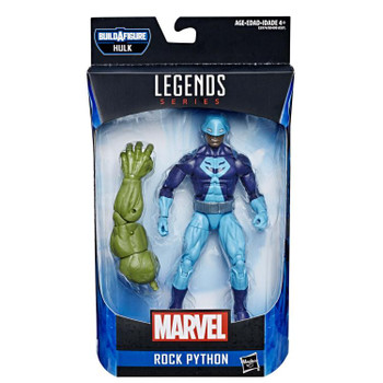 Avengers Marvel Legends Rock Python 6-Inch Action Figure