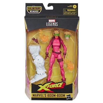 X-Force Marvel Legends Boom-Boom 6-Inch Action Figure