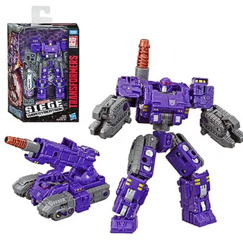 Transformers Generations Siege Deluxe Brunt Action Figure