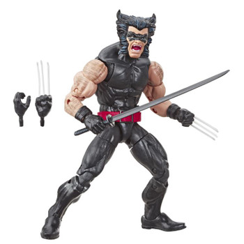 X-Men Retro Marvel Legends Wolverine 6-Inch Action Figure