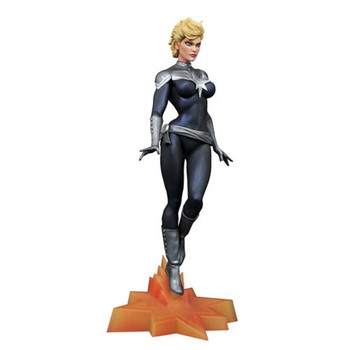 Marvel Gallery SHIELD Captain Marvel Statue - San Diego Comic-Con 2019 Exclusive /4000