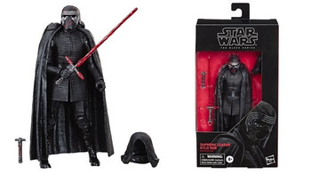 Star Wars Black Series #90 Supreme Leader Kylo Ren