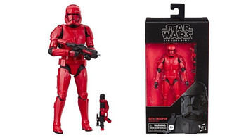 Star Wars Black Series #92 Sith Trooper (TROS)