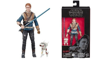 Star Wars Black Series #93 Cal Kestis