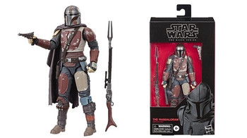 Star Wars Black Series #94 The Mandalorian