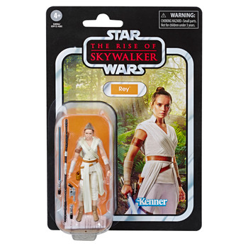 Star Wars Vintage Collection #VC156 Rey TROS
