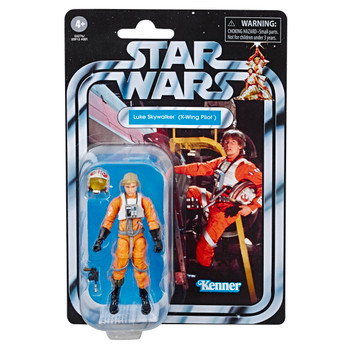 Star Wars Vintage Collection #VC158 Luke Skywalker X-Wing Pilot