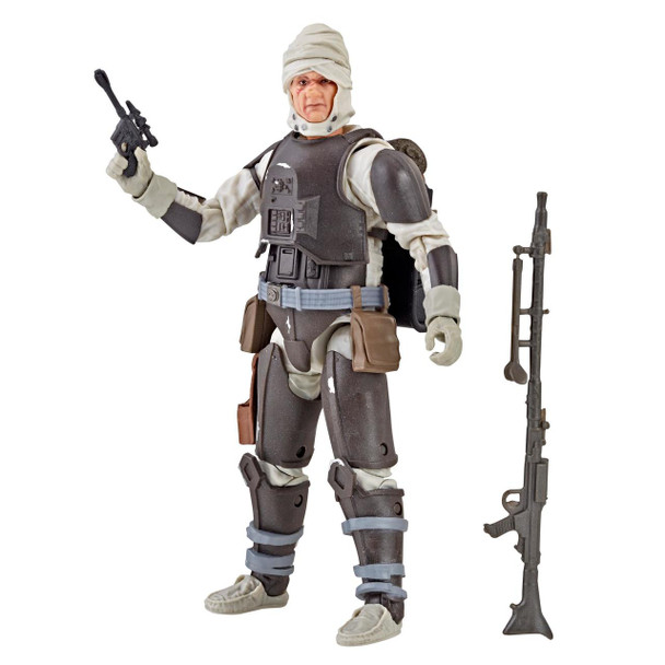Star Wars The Black Series Dengar 6-Inch Action Figure #74