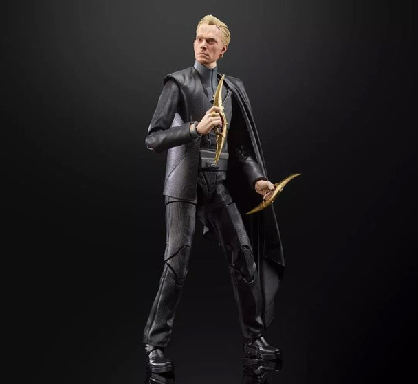 Star Wars Black Series Dryden Vos 6-Inch Action Figure