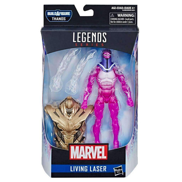 Avengers Marvel Legends Living Laser 6-Inch Action Figure