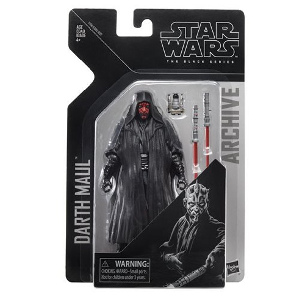 Star Wars The Black Series Archive Darth Maul 6-Inch Figure