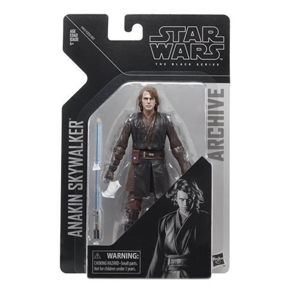 Star Wars The Black Series Archive Anakin Skywalker 6-Inch Figure