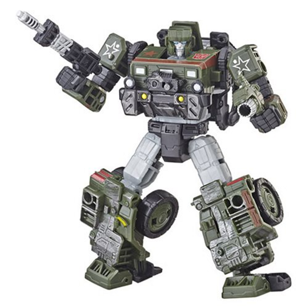 Transformers Generations Siege Deluxe Hound Action Figure