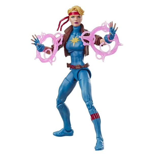 X-Men Retro Marvel Legends Dazzler 6-Inch Action Figure