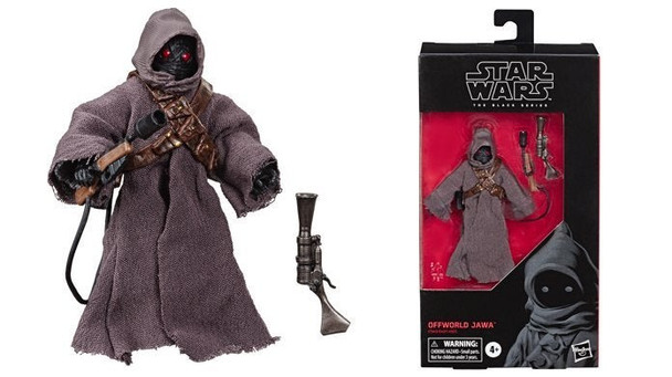 Star Wars Black Series #96 Outworld Jawa